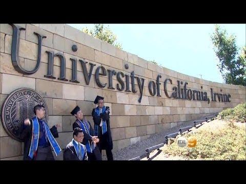 UC Irvine Graduates Prep For Pres. Obama's Arrival For Commencement