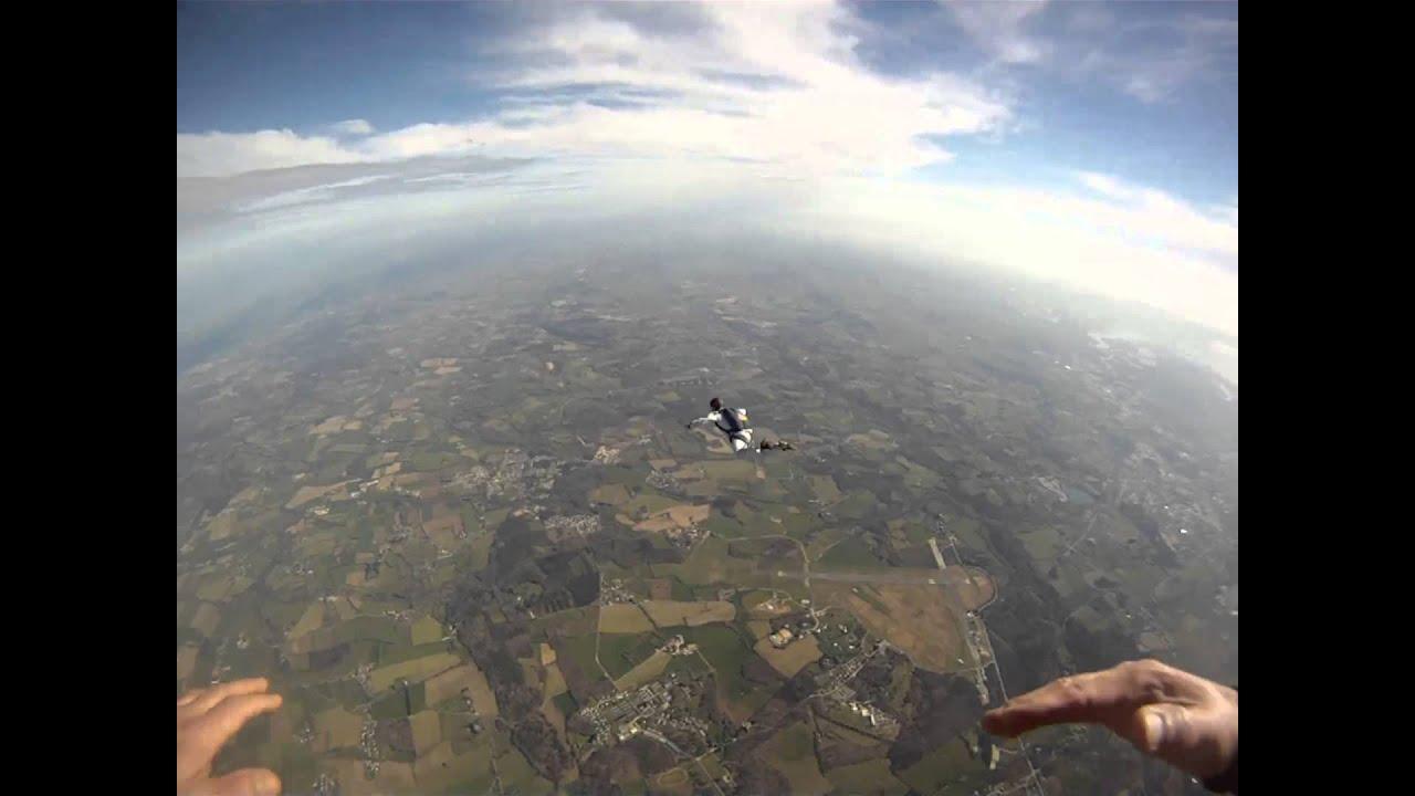 parachutisme derive