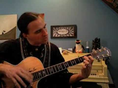 Alternate Guitar Tunings with Eric Maring -Lesson 1- Open D