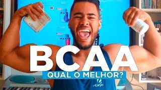 BCAA: Qual o melhor? Pó ou Capsulas?