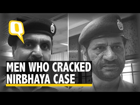 The Quint: 'She Was Strong': Meet The Men Who Cracked the Nirbhaya Case
