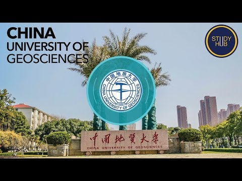 CHINA UNIVERSITY OF GEOSCIENCES//2018//Wuhan