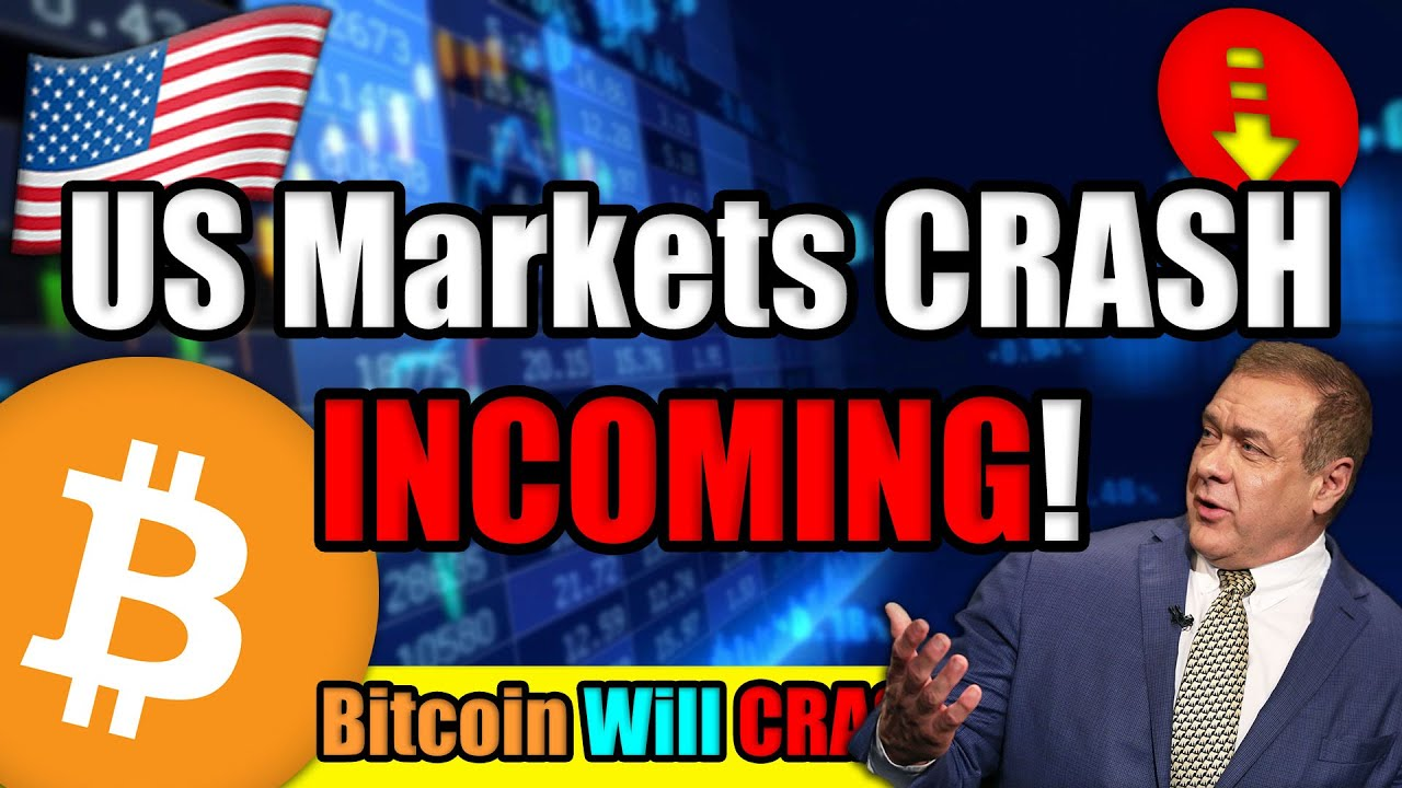 Bitcoin and the US Stock Market may be About to Implode: HERE'S WHY | Will Bitcoin Crash in 202