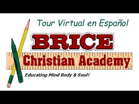 Brice Christian Academy Tour virtual de nuestra escuela. Somos una escuela privada de K-8º grado