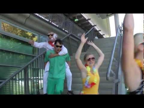 FSU Jena - Medimeisterschaften 2012 - Fanvideo