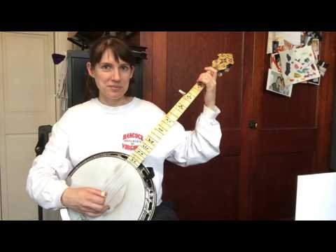 Gentle On My Mind Backup - Excerpt from the Custom Banjo Lesson from The Murphy Method
