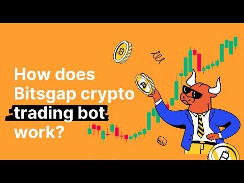 bitcoin trading startups bots