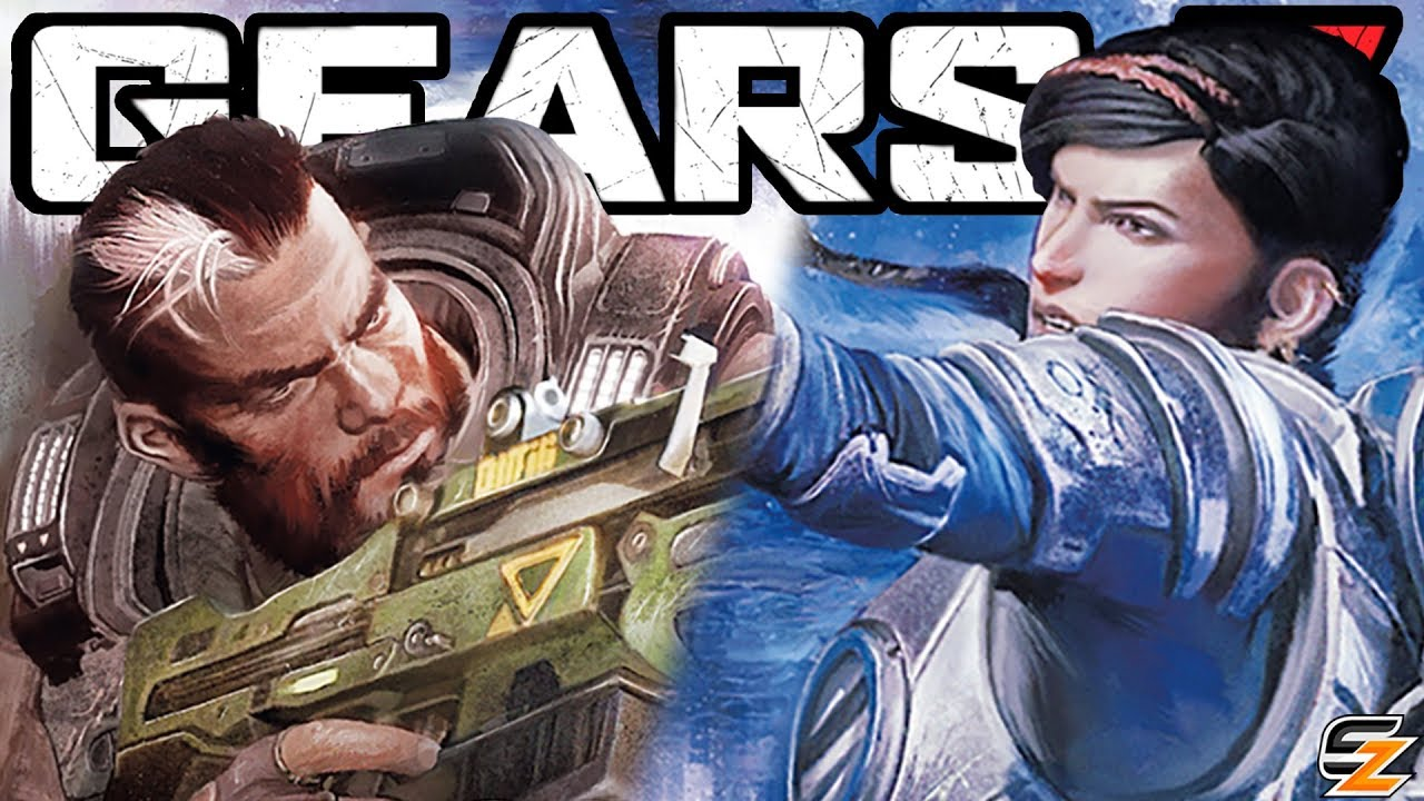 GEARS 5 News - NEW Gears of War Bloodlines Storyline Revealed! thumbnail