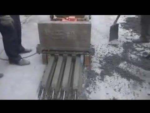 H beam T beam making machine, concrete rib making machine Concrete lintel/pillar/column machine