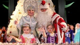 Новогоднее театрализованное Представление Шоу для Детей Простоквашино Ну, погоди!
