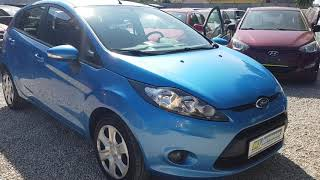Ford Fiesta 1.25 Iconic - 63.000 km