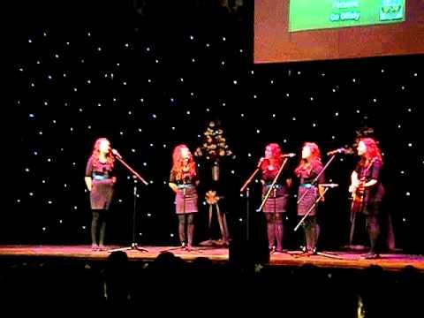 Gallen Ballad Group, All Ireland Scor Final