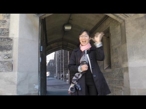 Du học Canada- Tham quan Trường Đại Học Toronto - UNIVERSITY OF TORONTO