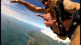 Skydive Mission Beach | DieSteffi