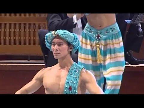 "RNO Wind Quintet & The Kremlin Ballet - Tchaikovsky ""The Nutcracker"" - Bizet ""Carmen"""