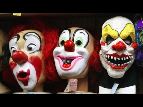 More creepy clowns sightings reported in Georgia