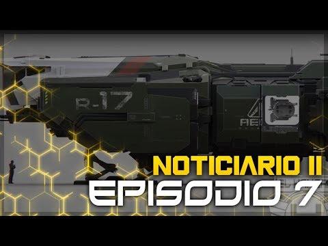 Noticias Star Citizen Episodio 07 - EL HANGAR - Español
