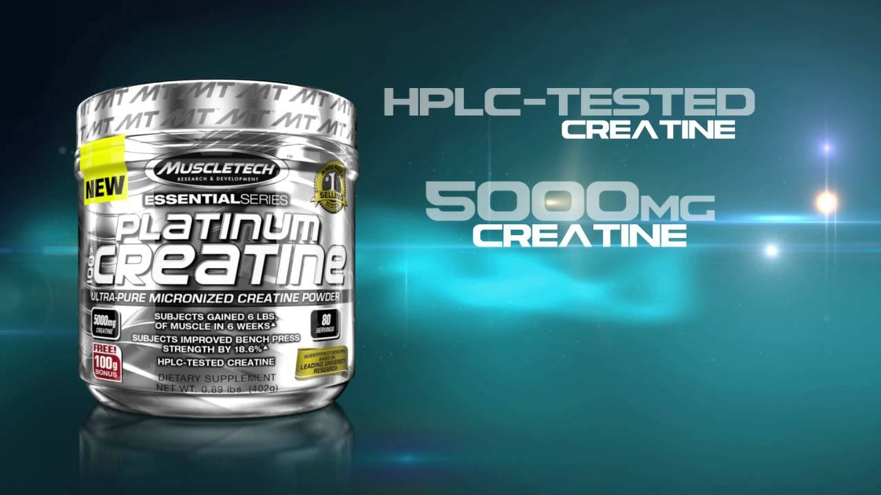 8bef2a82461da Platinum Creatine de muscletech - YouTube