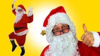 Santa Dance Kids Songs + More Kids Songs by Miss Emi
