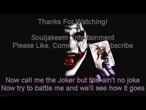 Caleb Mak   The Joker lyrics HQ ( Lyrics By; Hakeem)
