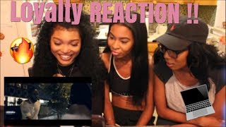 "Kendrick Lamar ft Rihanna ""Loyalty"" Music Video | LET Reaction | Crown.Me.Tiara"