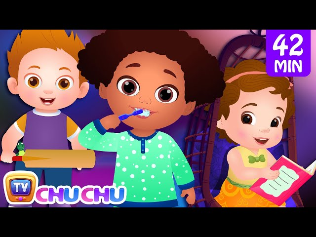 Healthy Habits Song & Many More Nursery Rhymes for Kids & Songs for Babies by ChuChu TV