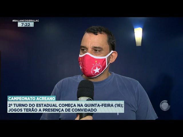 2° TURNO DO ESTADUAL COMEÇA NA QUINTA-FEIRA (16); JOGOS TERÃO A PRESENÇA DE CONVIDADOS