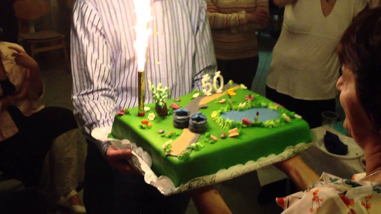 50 szülinapi torta Szabó Vilmos 50. szülinapi torta   YouTube 50 szülinapi torta