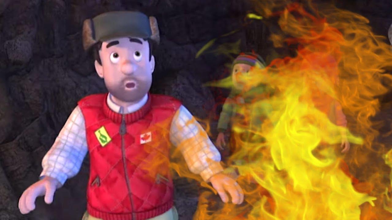 Tonnerre Dans Les Grottes Sam Le Pompier Compilation