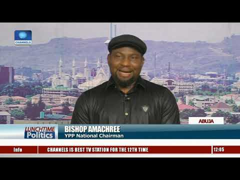 YPP National Chairman Reacts To Soyinka's Endorsement Of Moghalu |Lunchtime Politics|