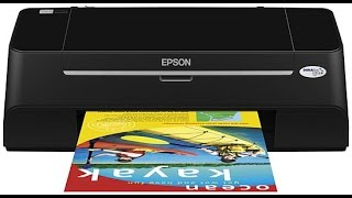 Epson stylus T27