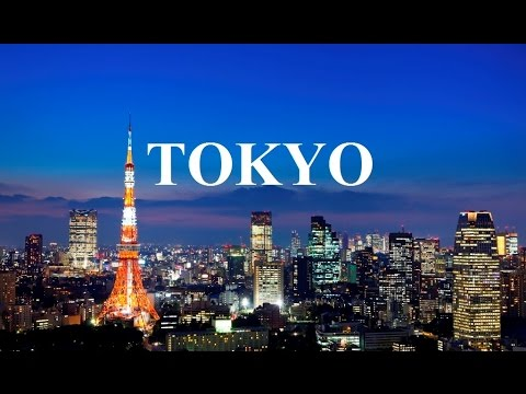 Japan-Tokyo- 東京 (Megacity) Part 3