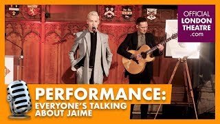 Everybody's Talking About Jamie: UK Theatre Awards performance