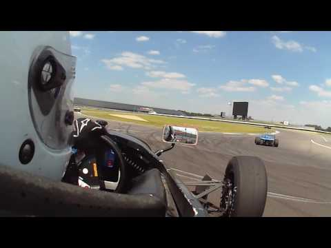 2017 SVRA Indianapolis Open Wheel World Challenge-Formula 1000