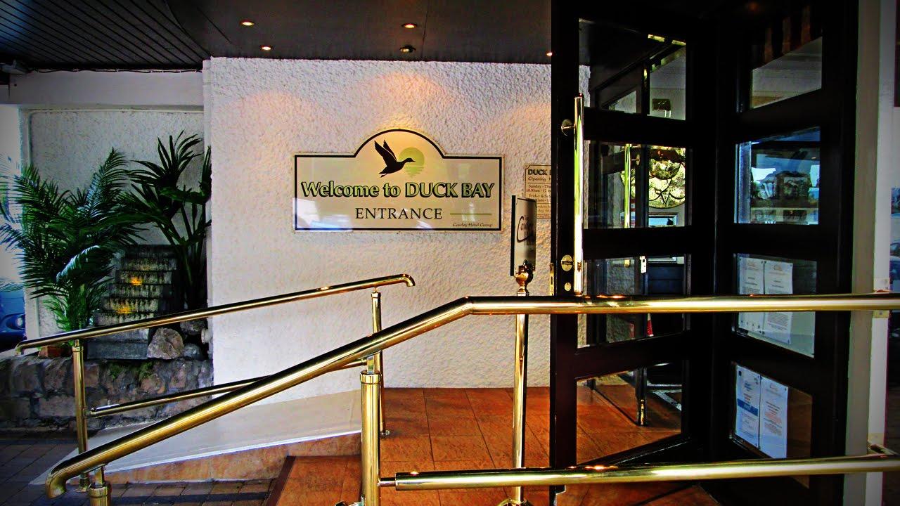 Duck Bay Marina >> Duck Bay Hotel Marina Youtube