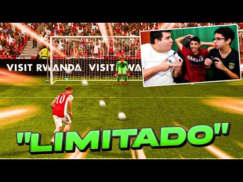 Download ME CHAMOU de LIMITADO e se FERROU! STREET PÊNALTI EFOOTBALL 2022 #05