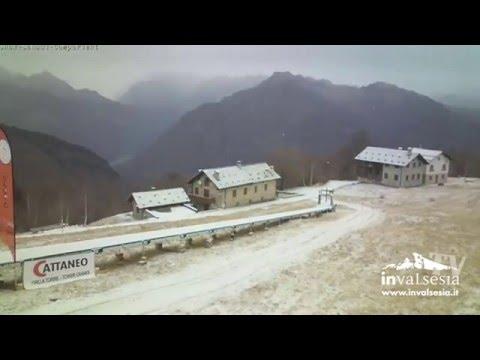 Pista di sci a tarvisio
