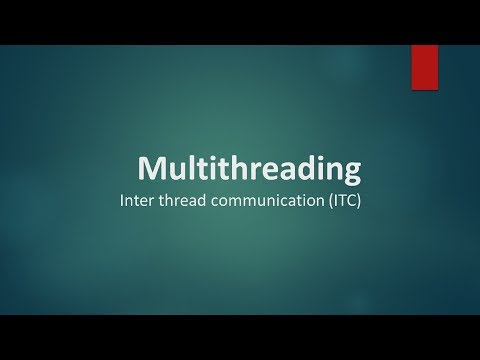 6 - What Is Inter Thread Communication In Java? | Multithreading | Almighty Java