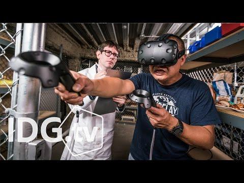 Will VR on a sub-spec PC make Gordon vomit? (feat. Kent Bye) - Hardcore Hardware
