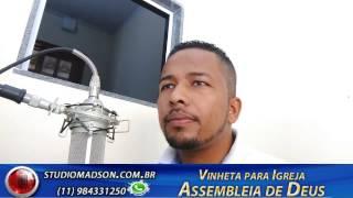 Baixar VINHETAS E CHAMADAS PARA IGREJAS, ASSEMBLEIA DE DEUS