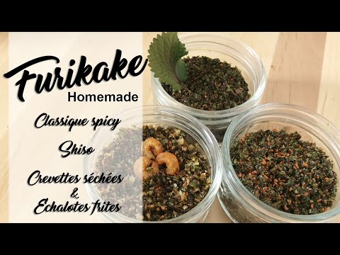 homemade-furikake---3-façons---ふりかけ---recette-facile---heylittlejean