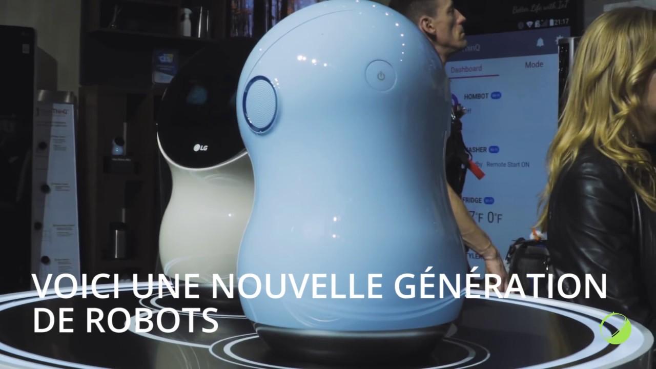 Les robots domestiques du futur youtube - Les robots domestiques ...