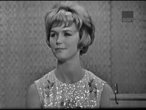 What's My Line? - Lee Remick; Jane Fonda [panel] (Jan 13, 1963)