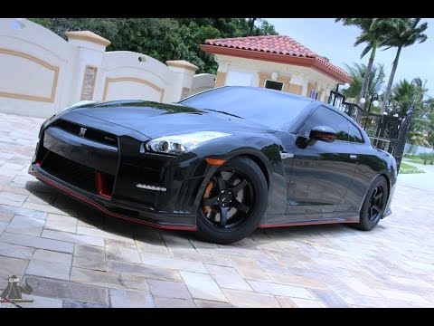 Guyana's 2016 Nissan GTR Nismo - King of Drags Teaser