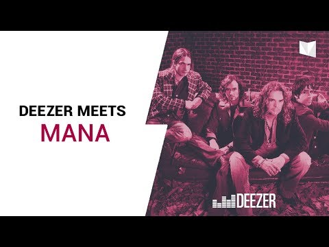 Maná - Cama Incendiada Deezer interview