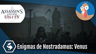 Assassin's Creed Unity – Enigmas de Nostradamus - Venus