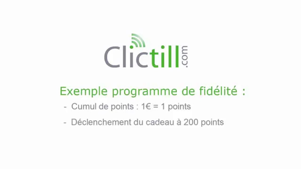 Exemple de programme de fid lit 2 youtube - Programme de fidelite ...