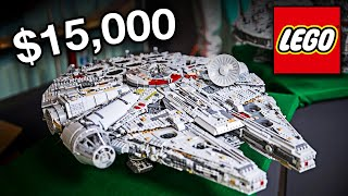 The World's Most Expensive Lego Set