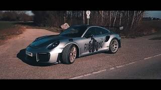 "PORSCHE 911 GT2 RS ""Ring Kong"" Car Porn"