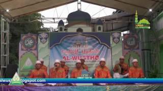 SYUBBANUL QUR'AN juara Harapan 2   Festival Sholawat Al Banjari IRMAP Al Wustho
